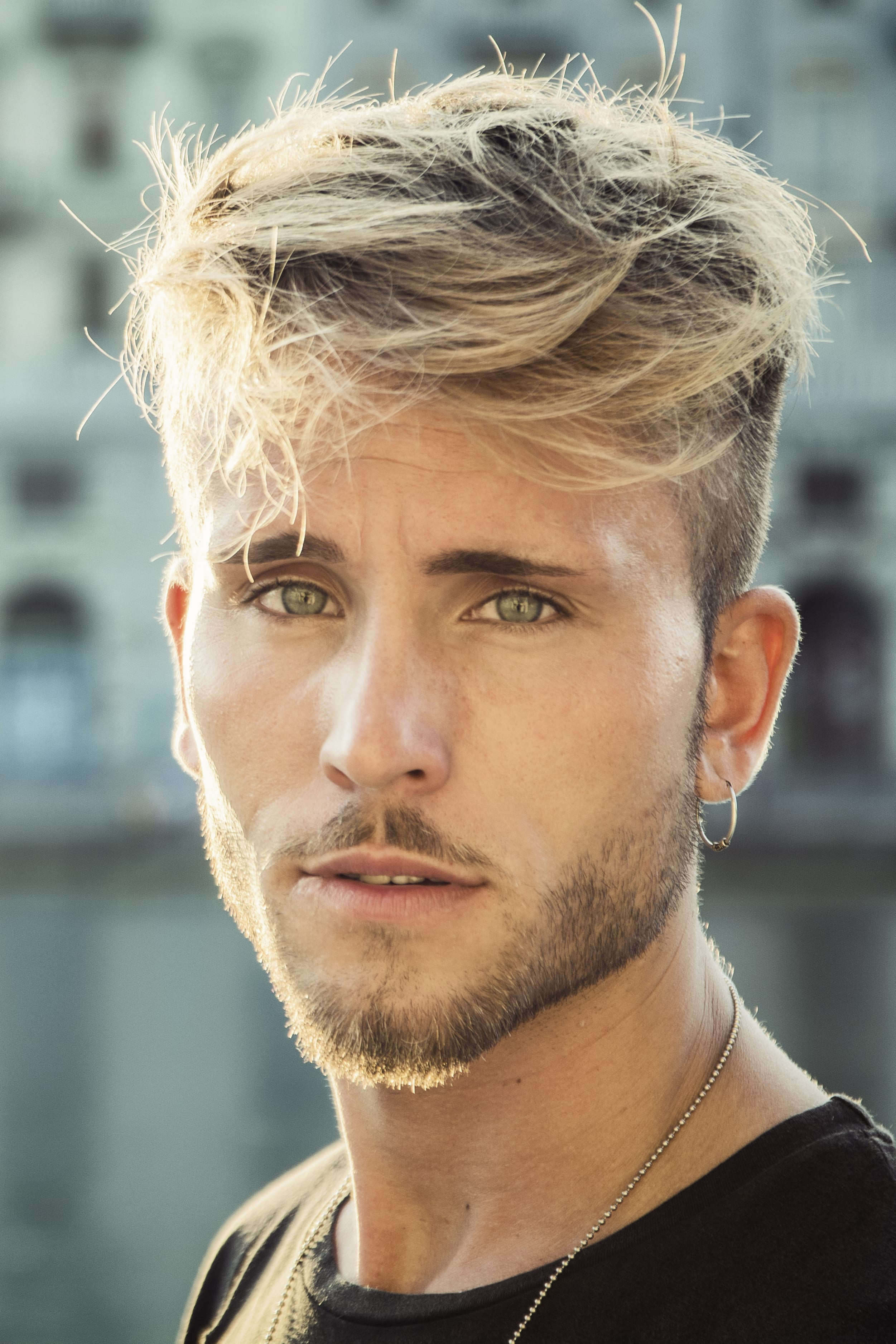 7 The Best Men S Hair Highlights In Fashion Now Haircut Inspiration