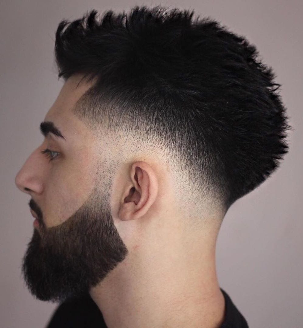 Pitch Perfect Mid Fade
