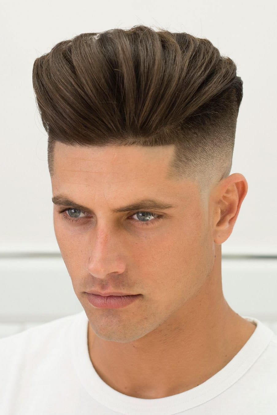 Mid Fade and Quiff