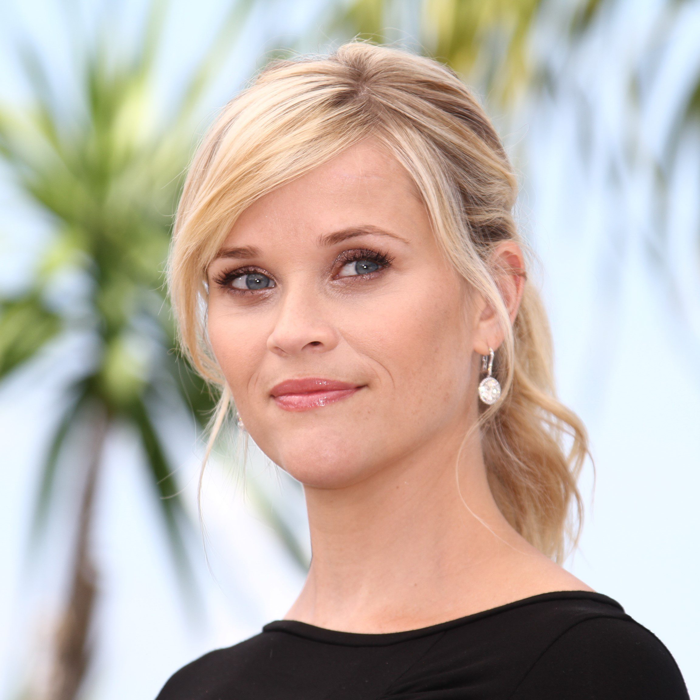 Reese Witherspoon's Side Bangs