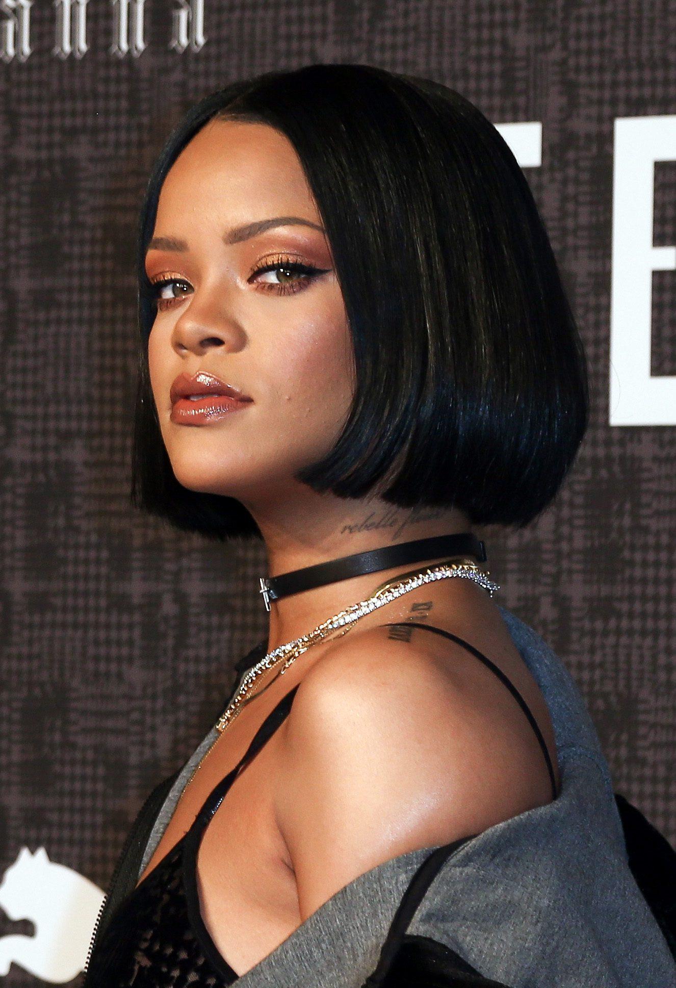 Rihanna's Bob