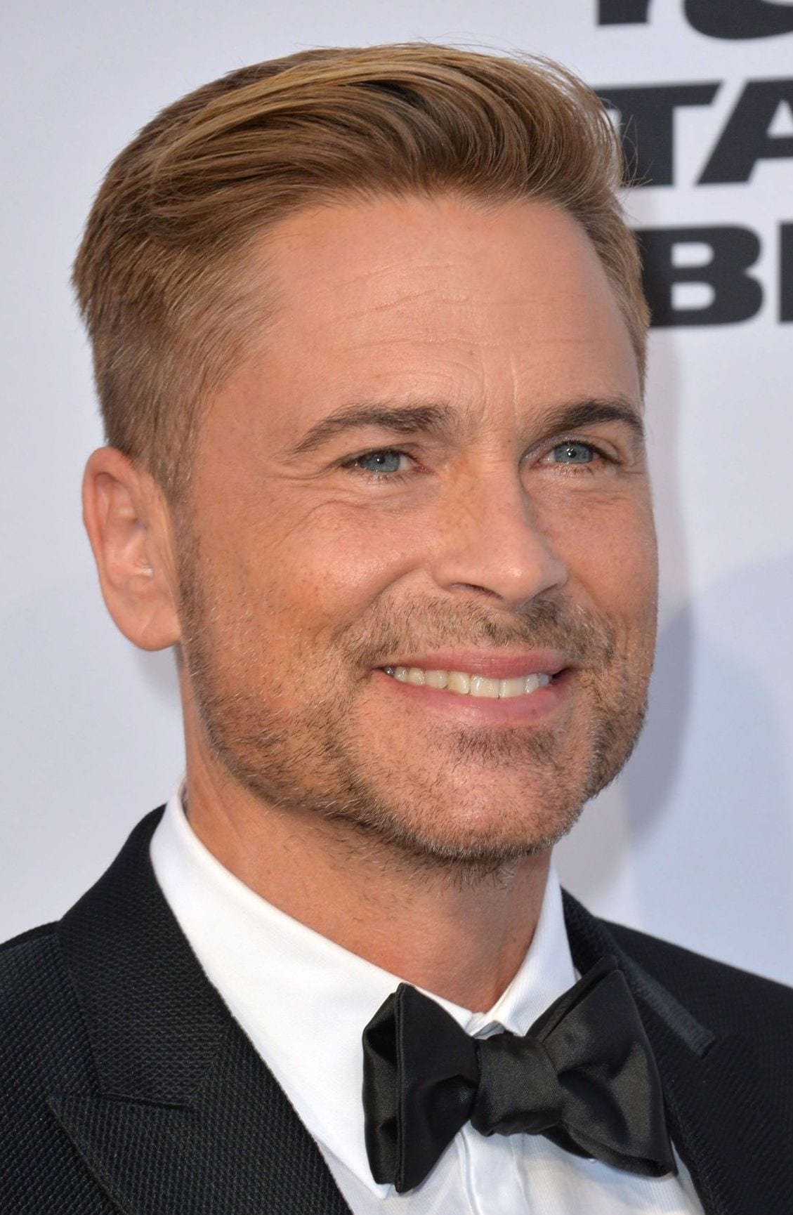 Rob Lowe comb over hairstyle