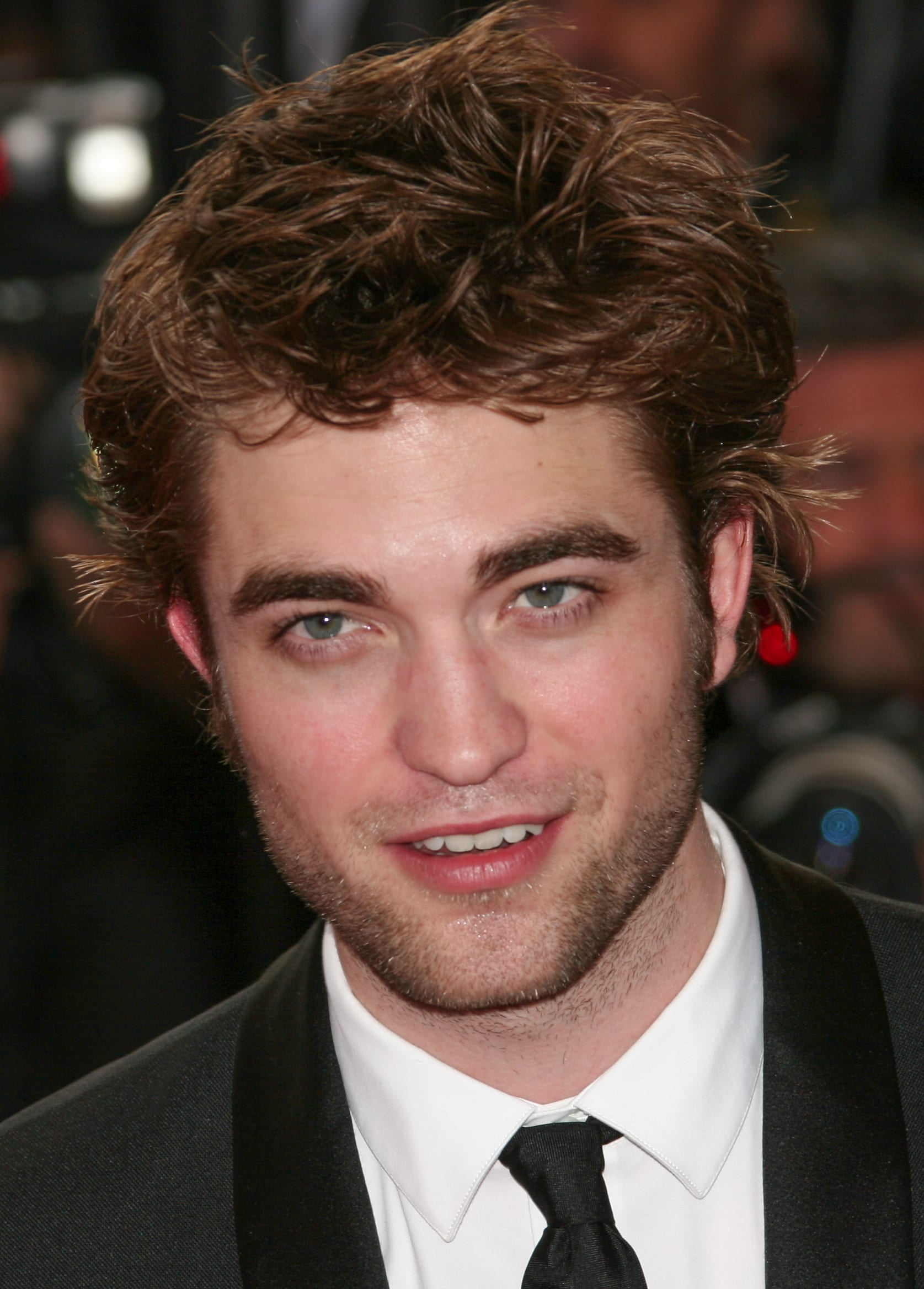Robert Pattinson's Stubble