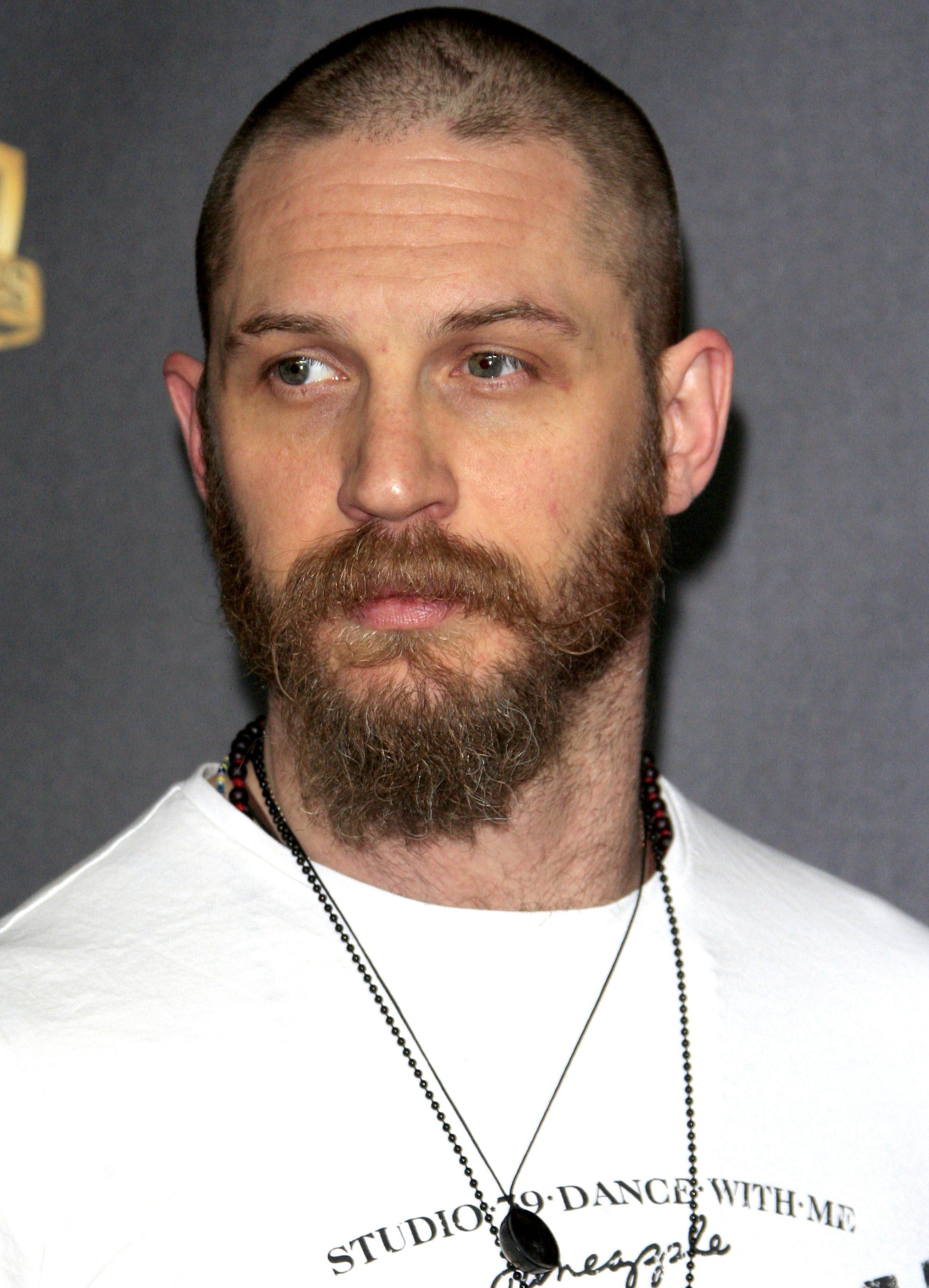 Rugged Beard with Buzz Cut
