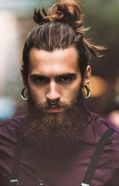 I good long hair look guy with will 20 Best