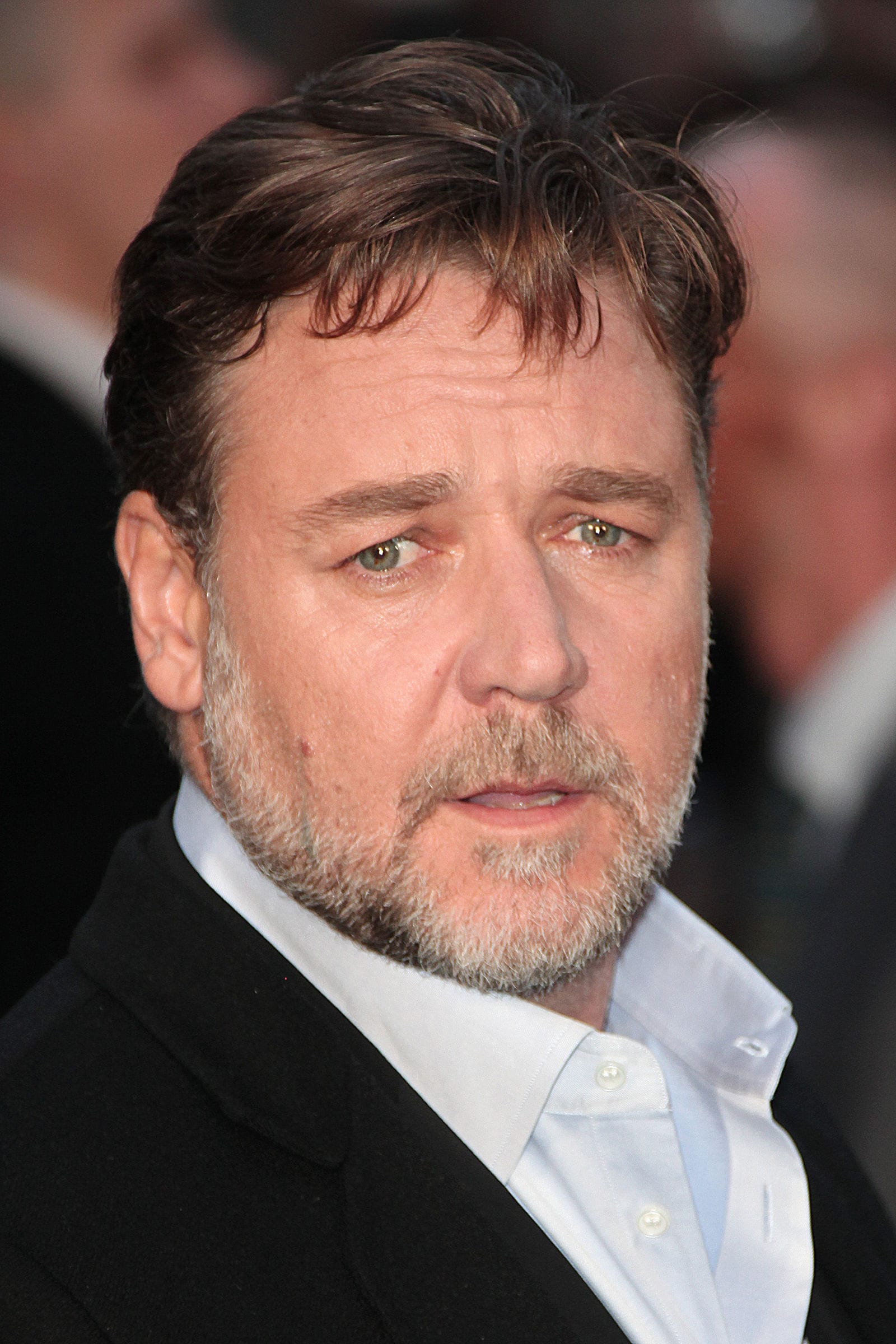 Russell Crowe fringe