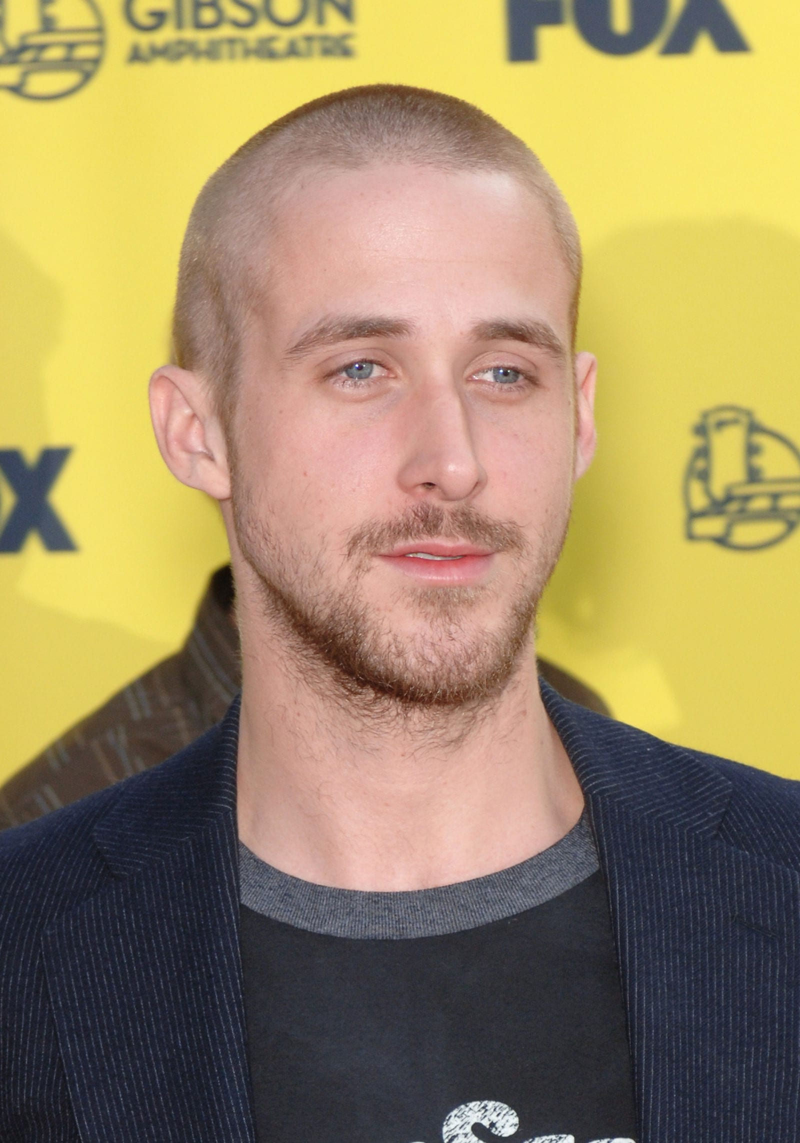 Ryan Gosling Clean Buzzcut August 2005