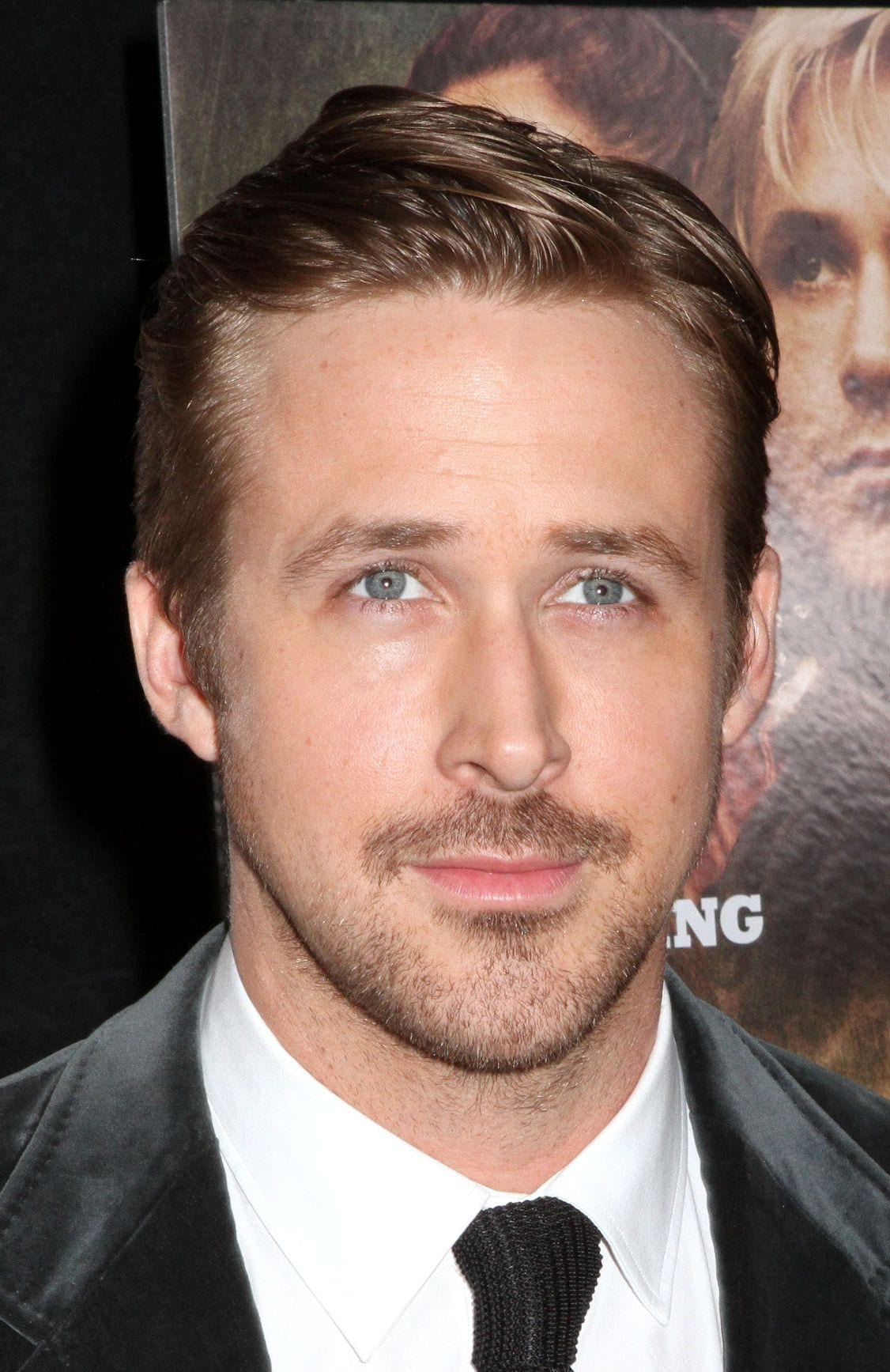 Ryan Gosling Clean Sweep Without Part March 2013