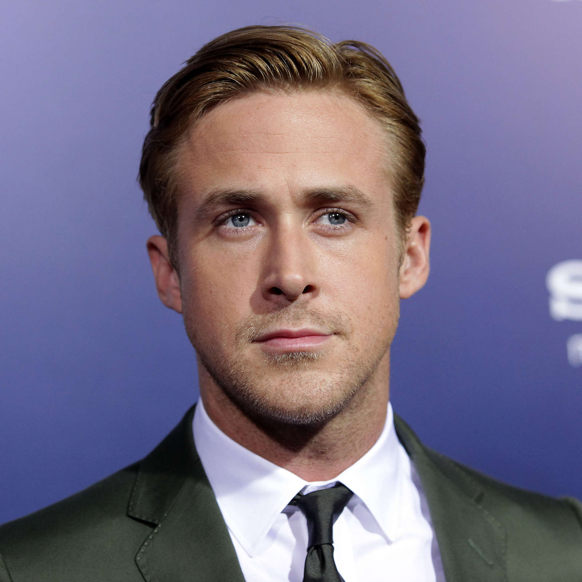 Ryan Gosling's Side Part-1-1
