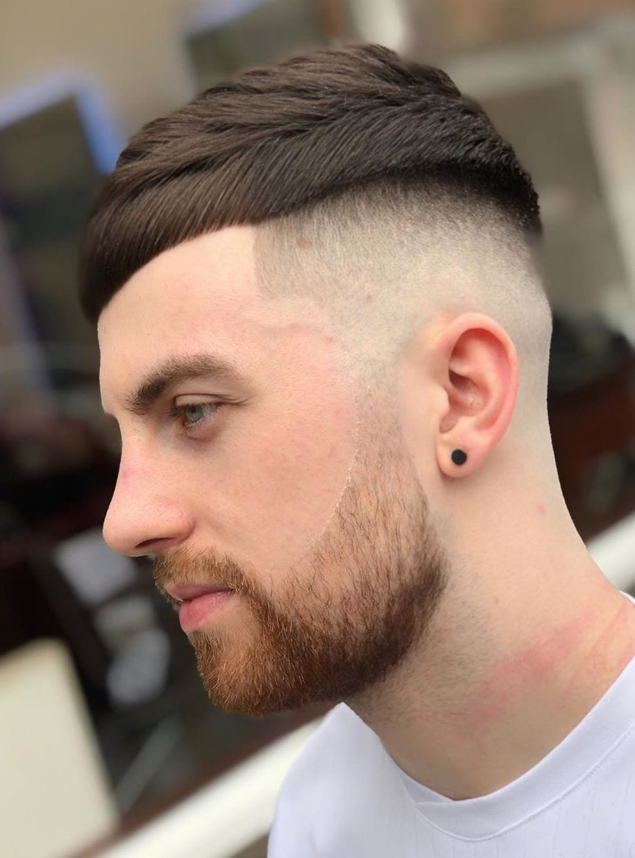 Sharp Taper with Fade