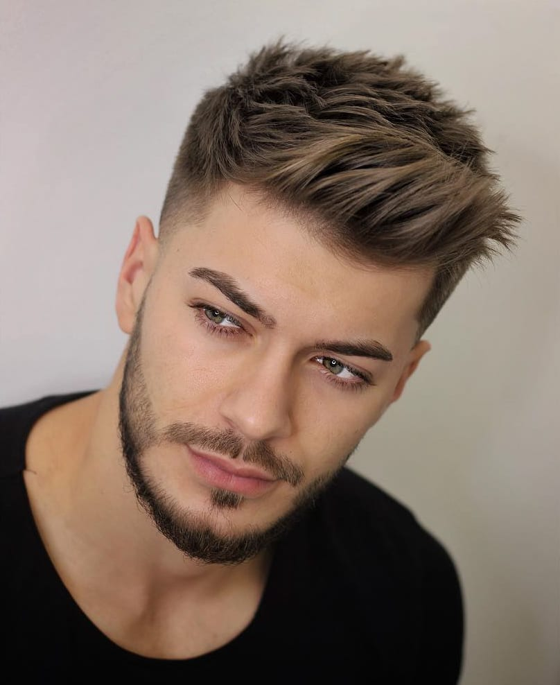 50 Unique Short Hairstyles For Men Styling Tips