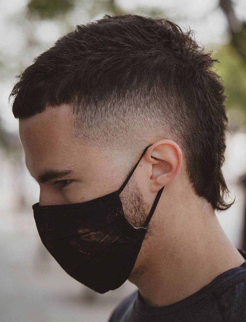 Smash That High Fade with French Crop