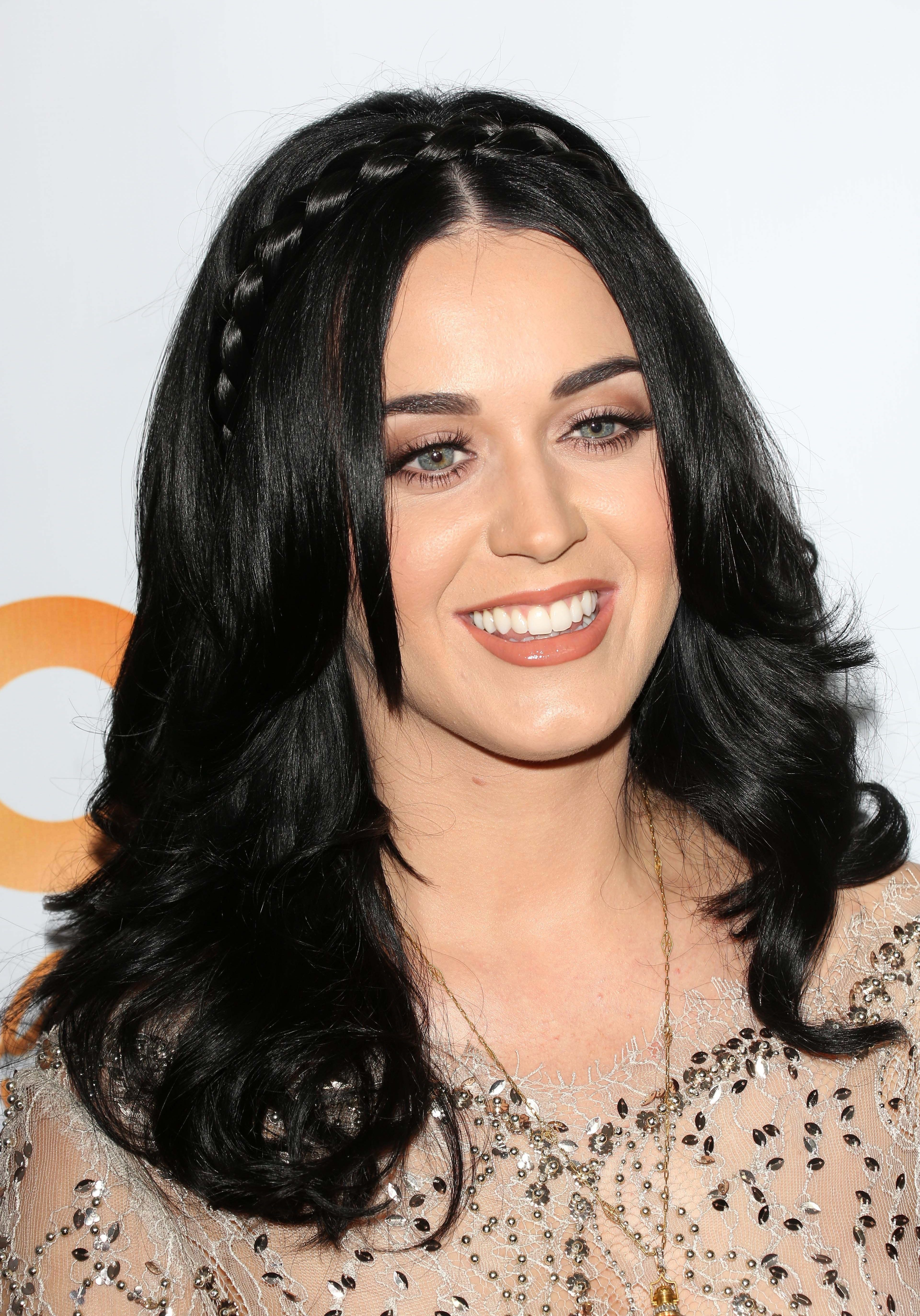Subtle Banded Braid by Katy Perry