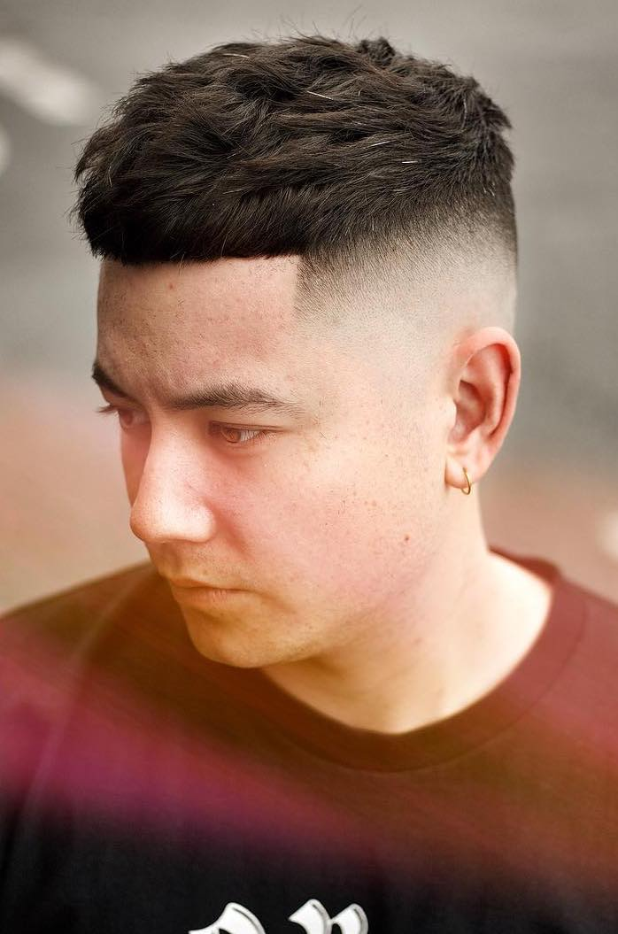 That Faded Line Up with Sleek Fade