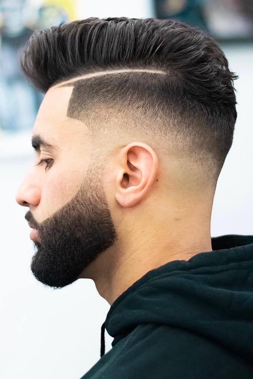 11 Haircuts for Men With Thick Hair (High Volume)