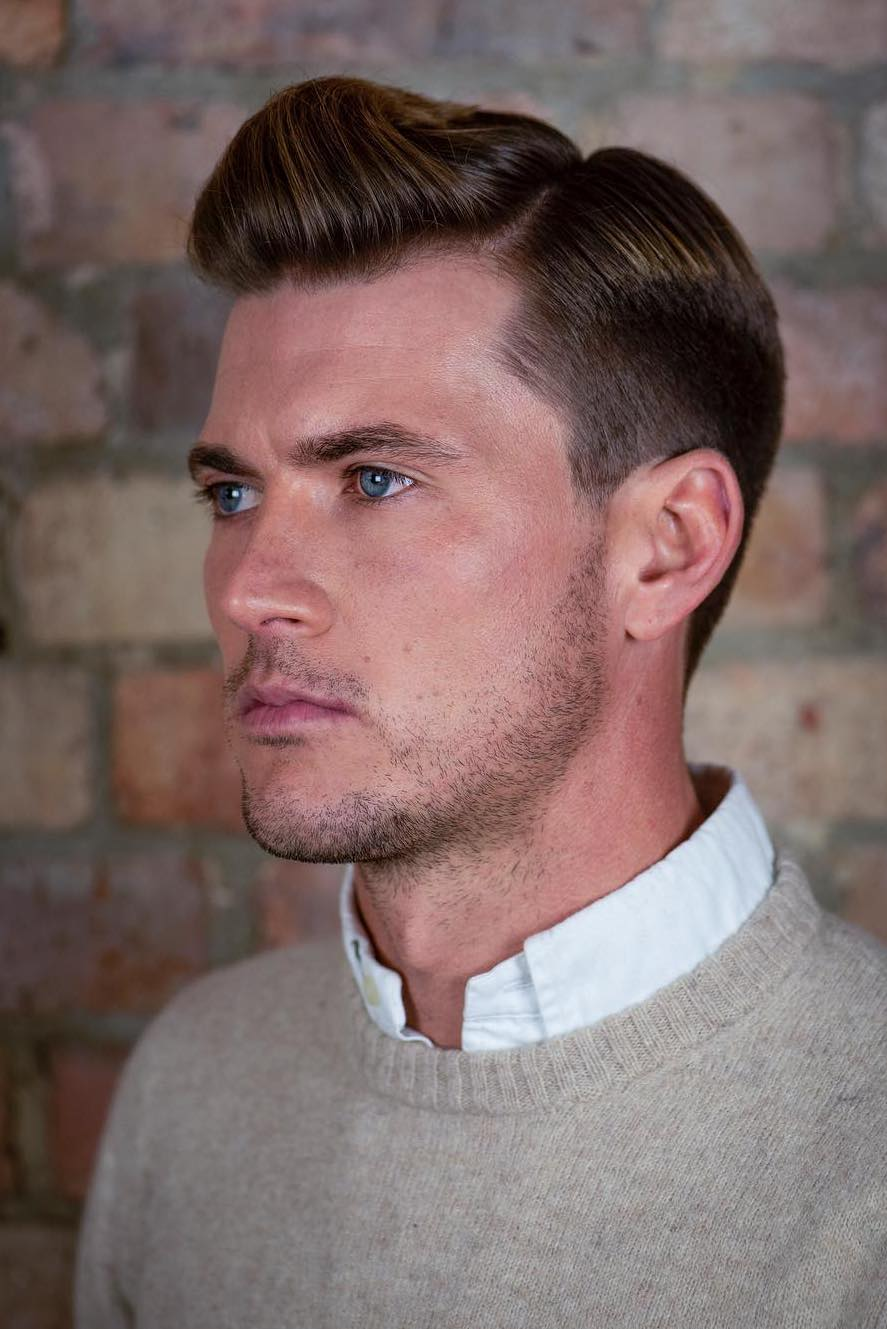 Tightly Styled with Tapered Bust