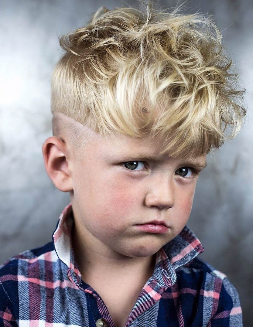 12 Cute Toddler Boy Haircuts Your Kids will Love