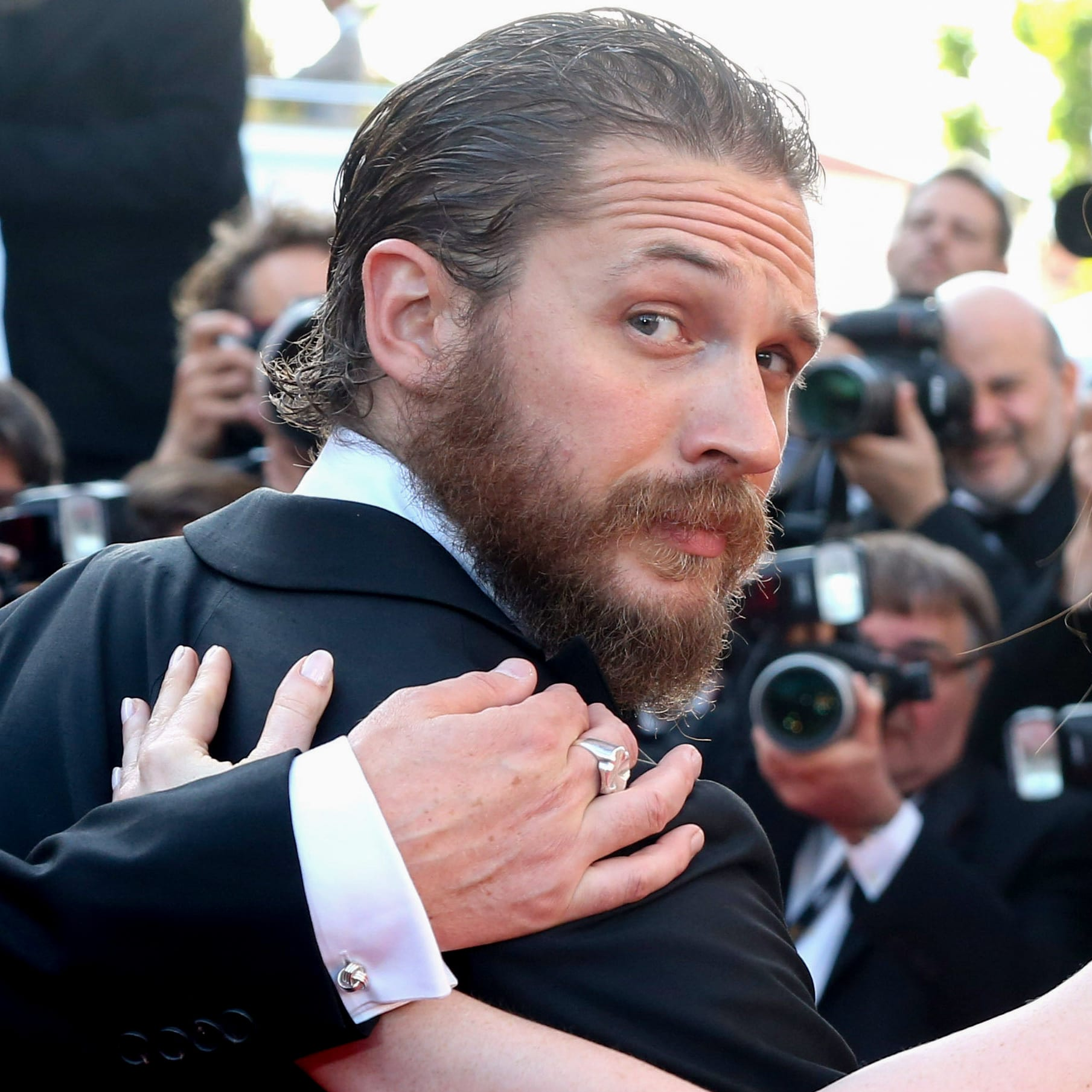 Tom Hardy's 10 Best Beard Styles