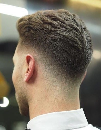 Unified Back with Tri-Layered Taper