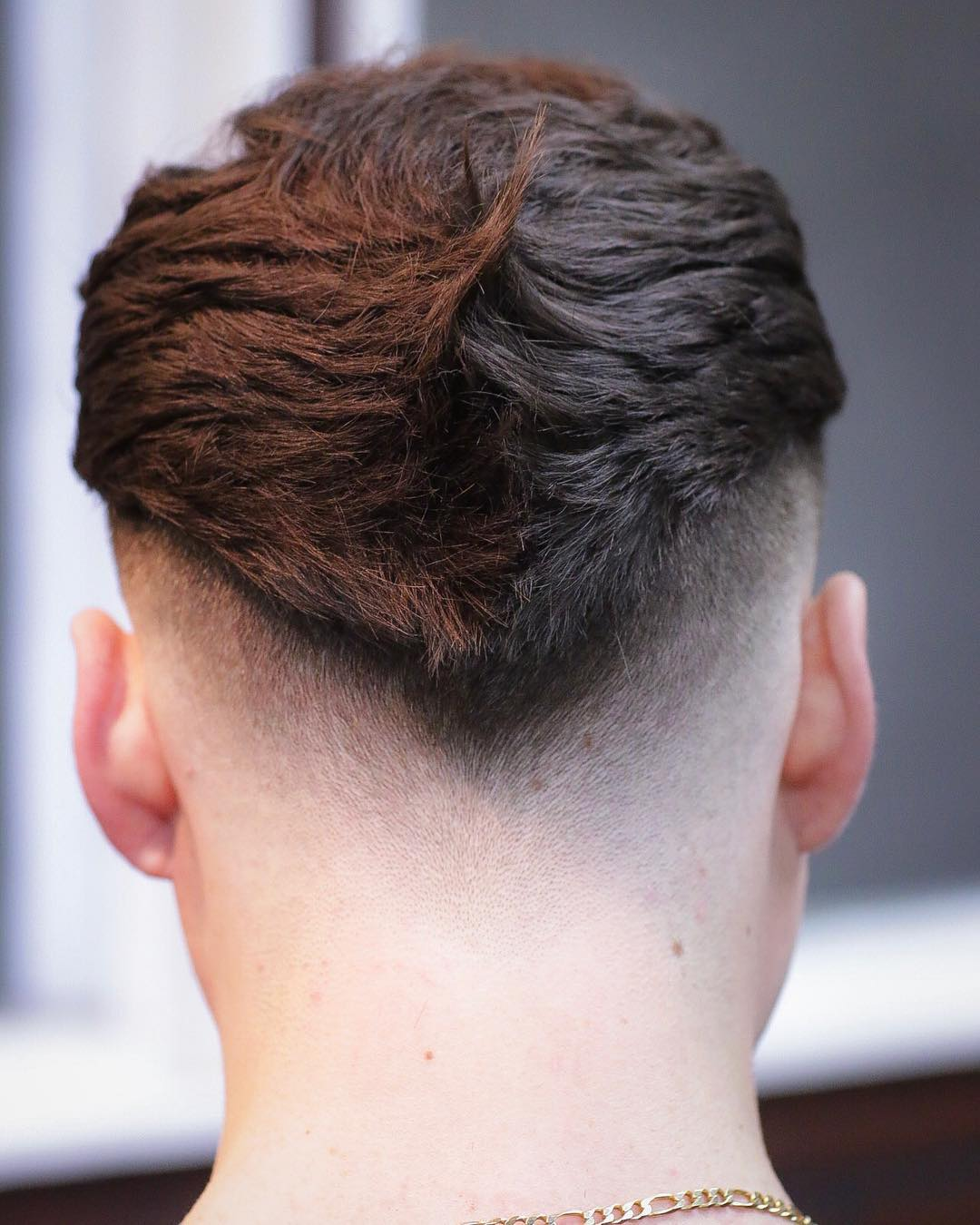 10+ Hot V-Shaped Neckline Haircuts for an Unconventional Man