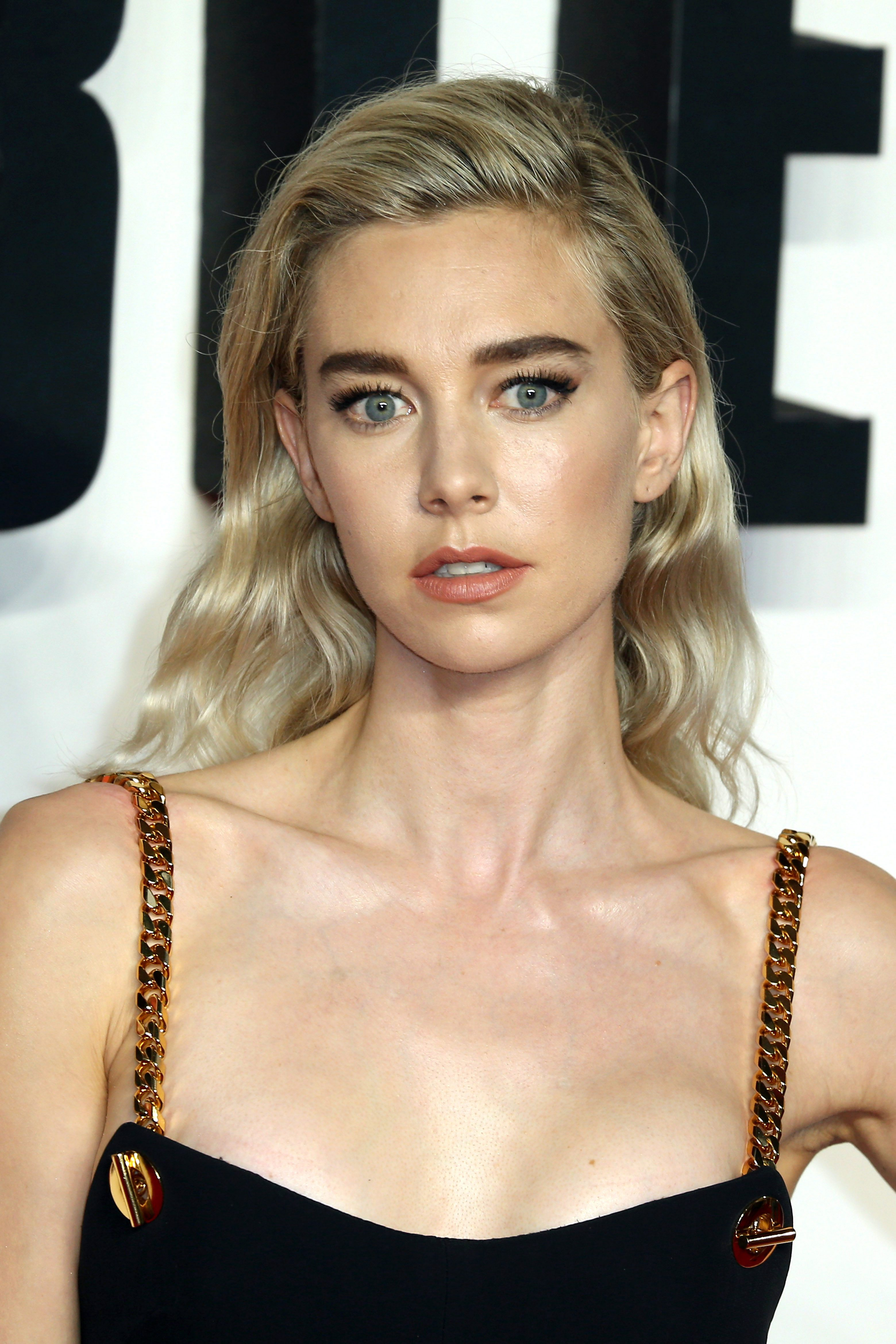 Vanessa Kirby's Ashy Blonde to Platinum Ombre