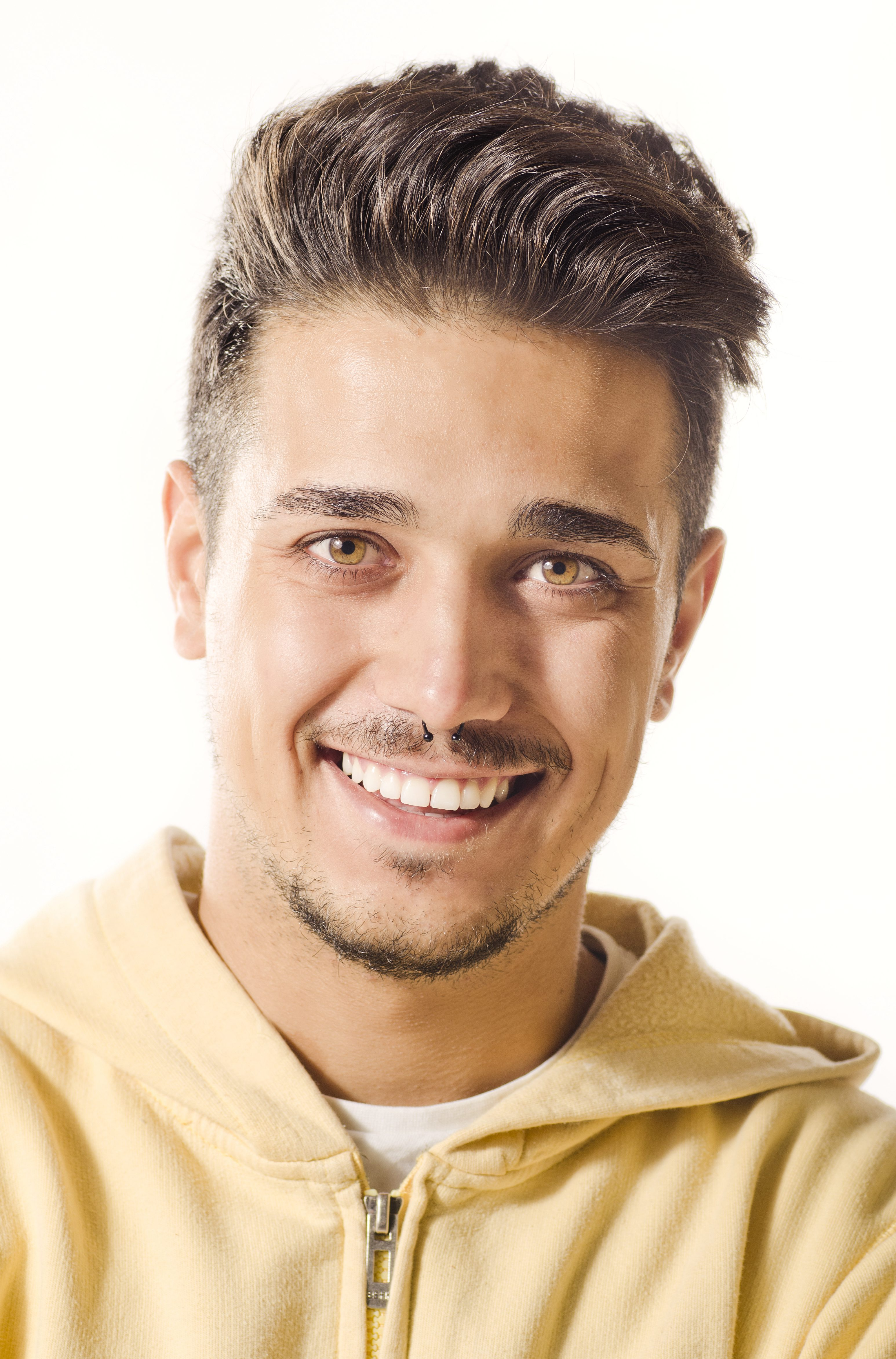 Young and Modern Thin Goatee