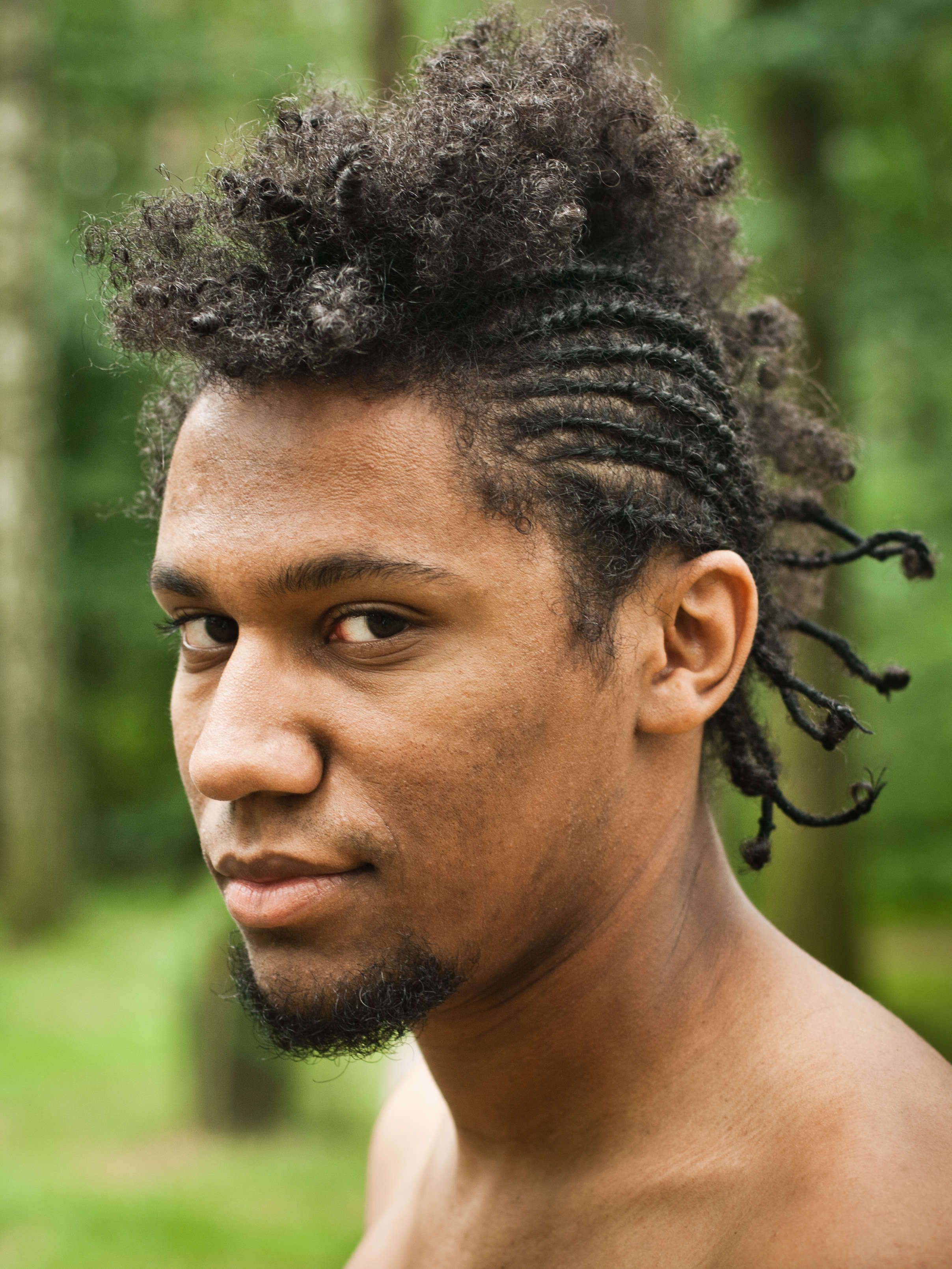 Manbraid Alert An Easy Guide To Braids For Men