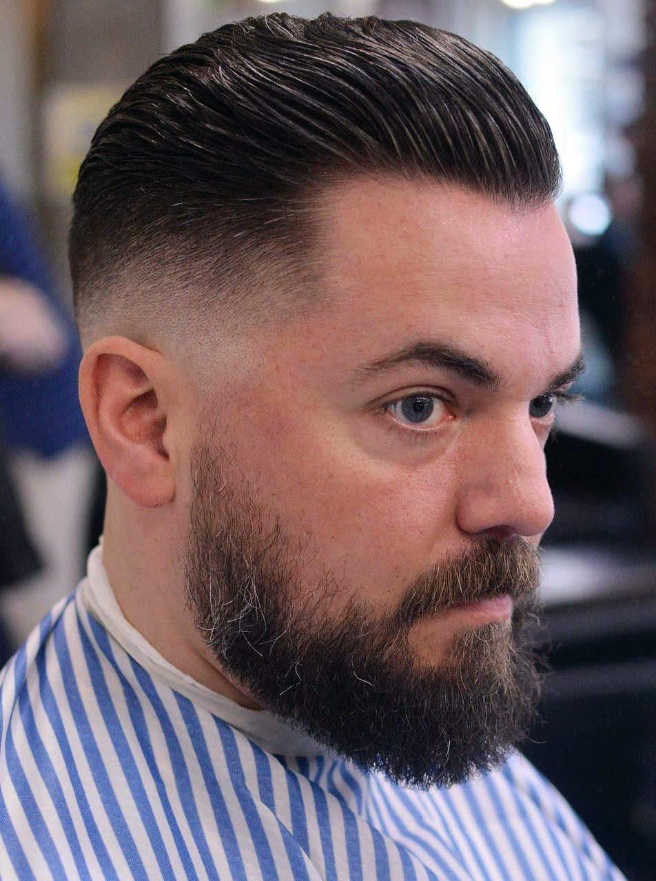 dapper haircut