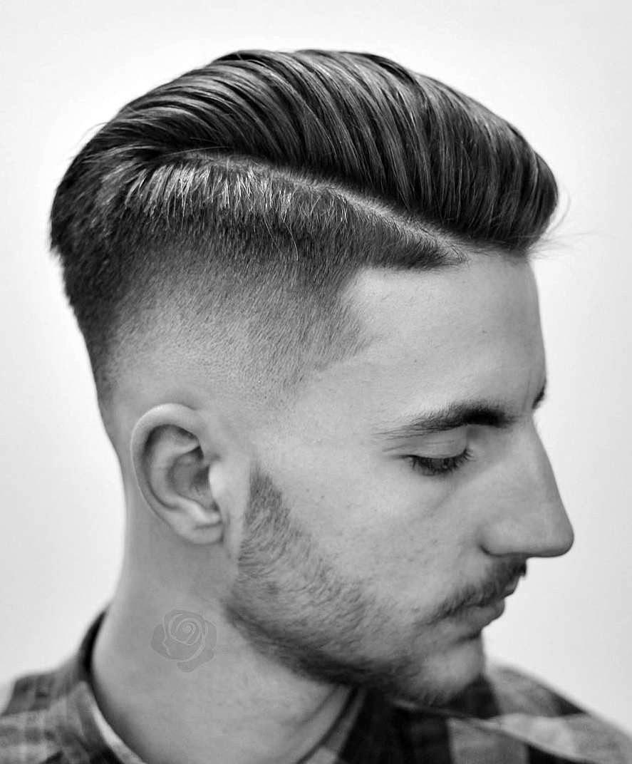 dapper haircuts