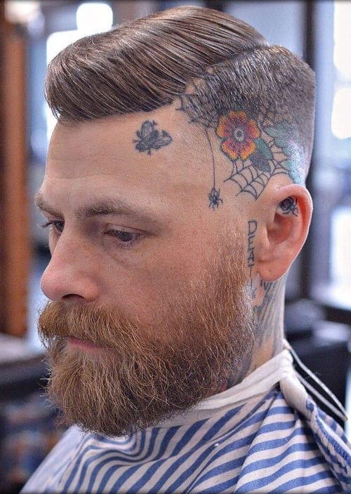Top 30 Hairstyles For Men With Beards
