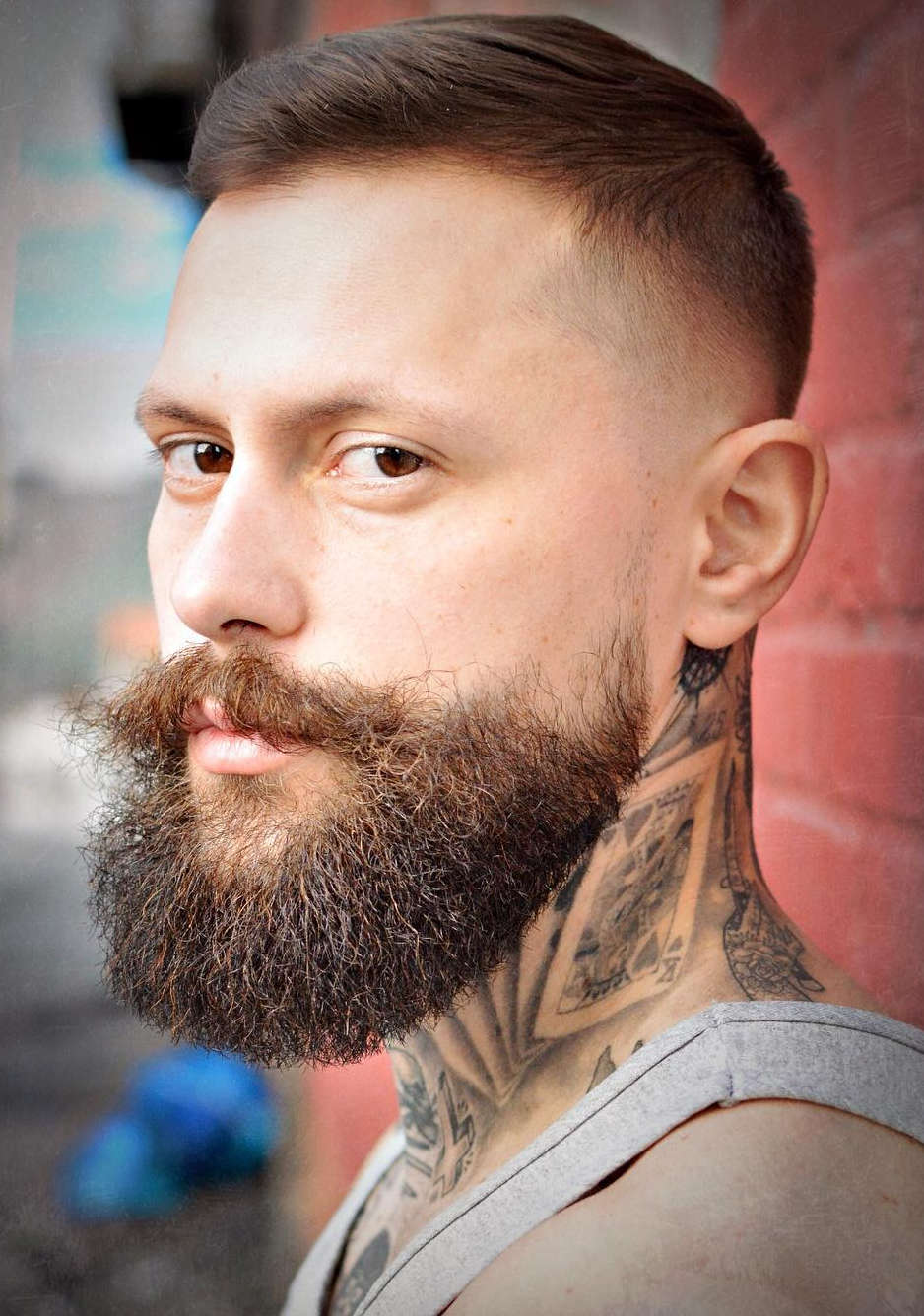 hairstyles for men with beards – blackfishbry