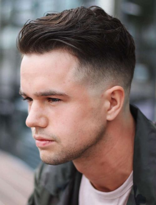 mens haircuts long face 20 selected haircuts for guys with faces 3421 | hairstyles for men with round faces anthonythebarber916 500x656