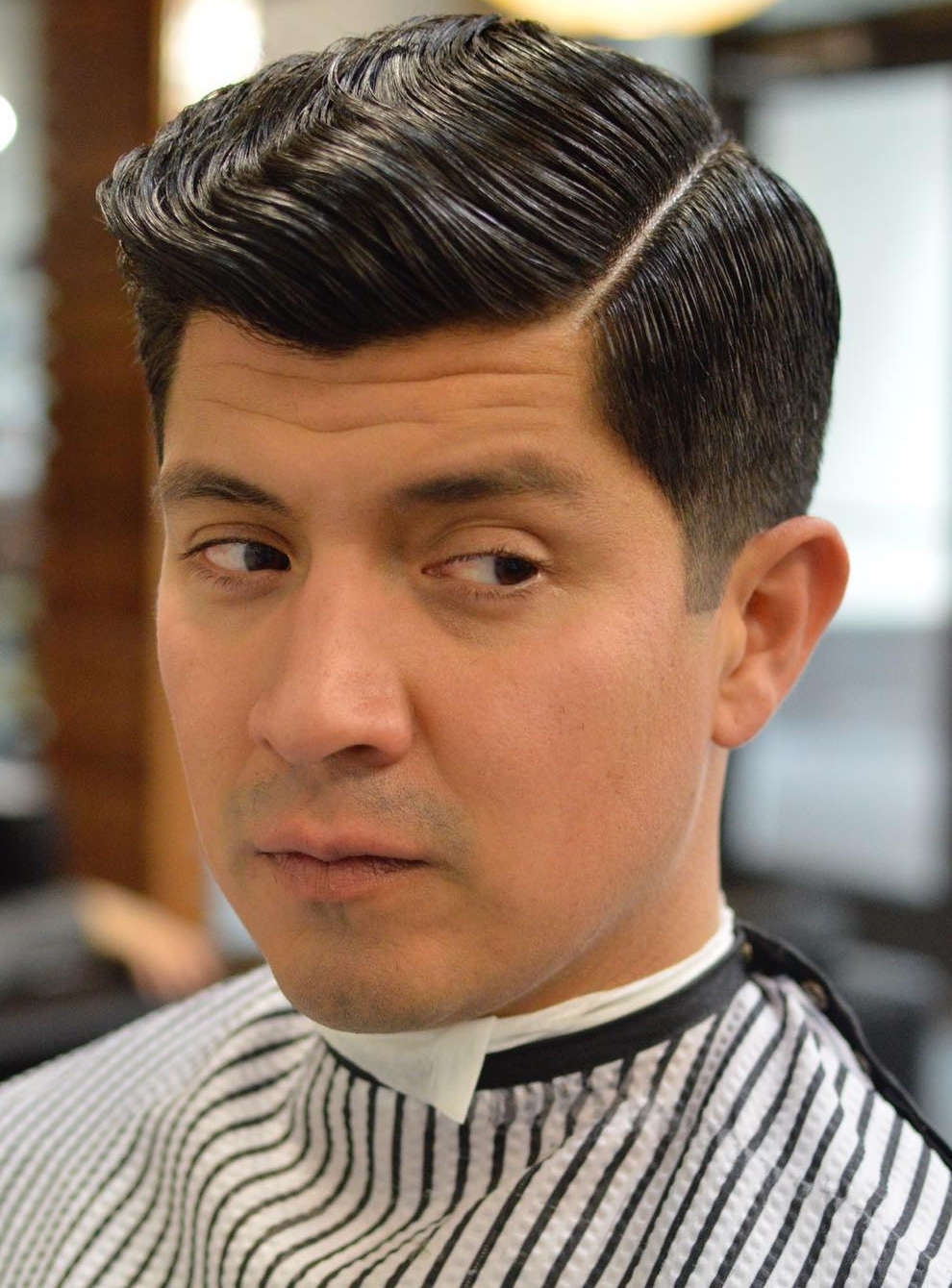 11+ Selected Haircuts for Guys With Round Faces