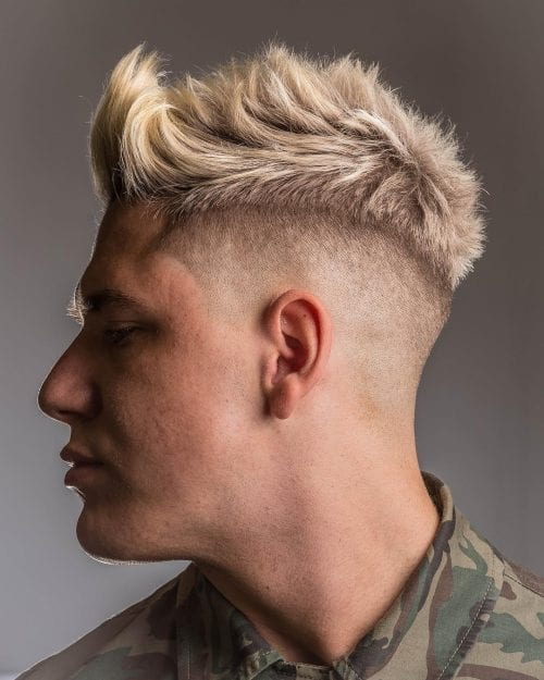 Best 30 Blonde Hairstyles for Men in 2018