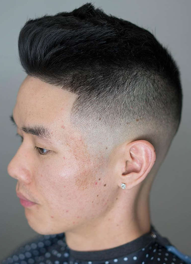 Asian Man Hairstyles