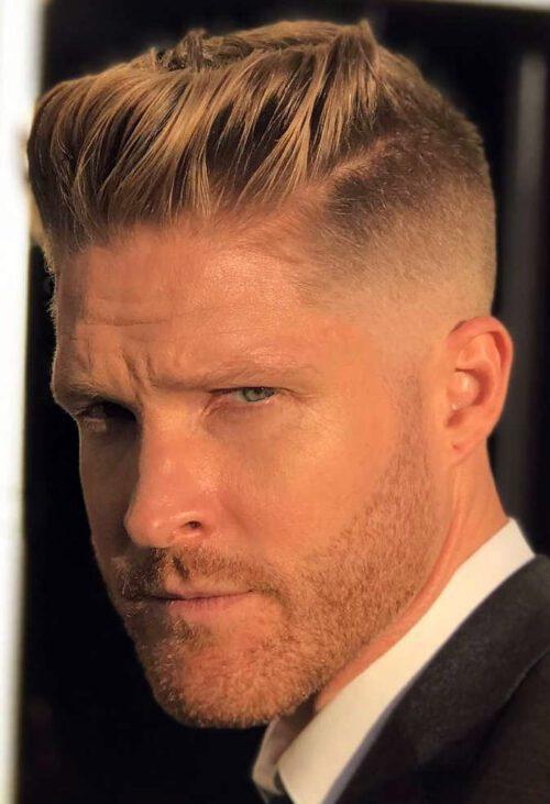 Best 30 Blonde Hairstyles For Men In 2018