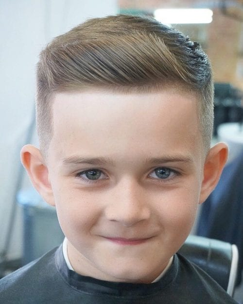 25+ Excellent School Haircuts for Boys + Styling Tips