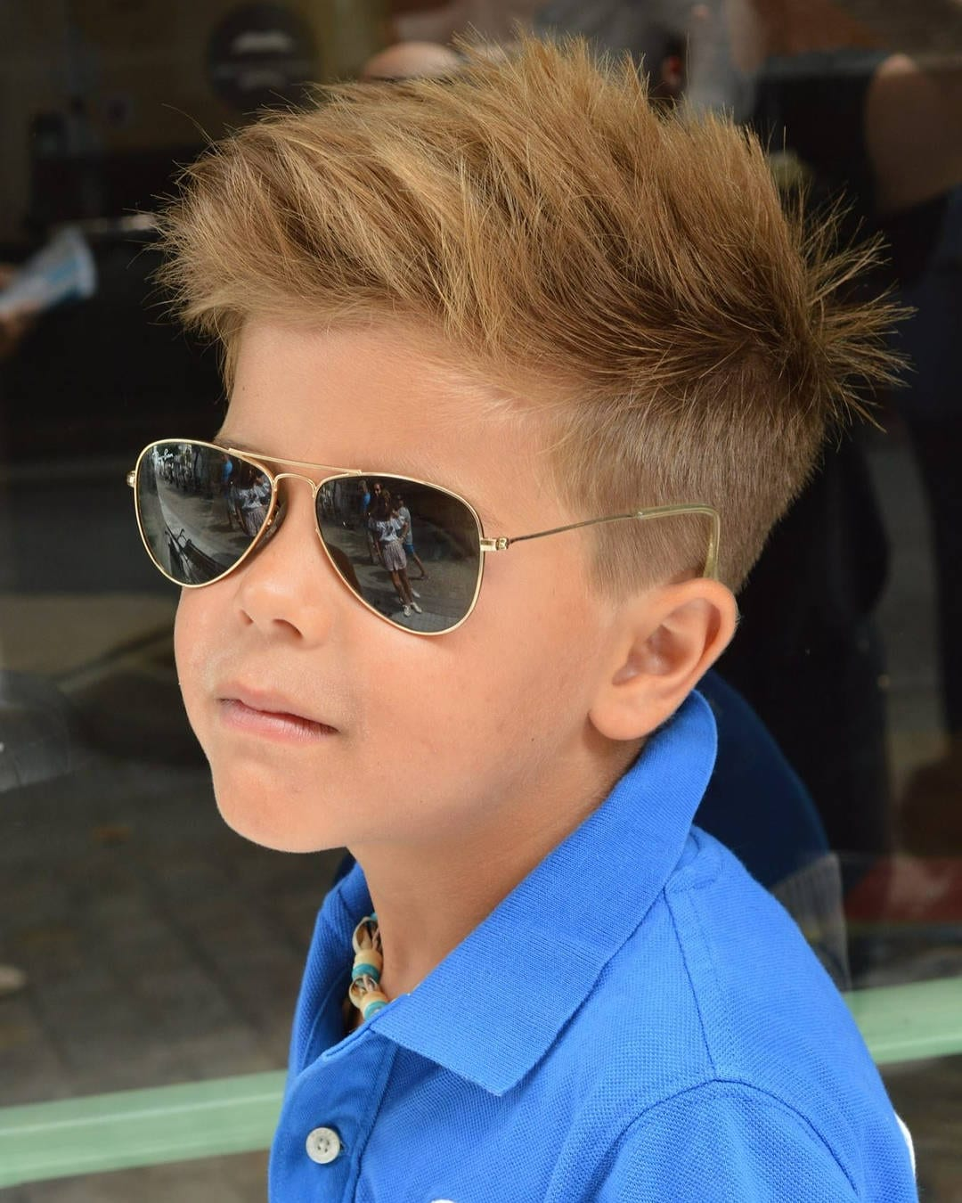 90 Cool Haircuts For Kids For 2020