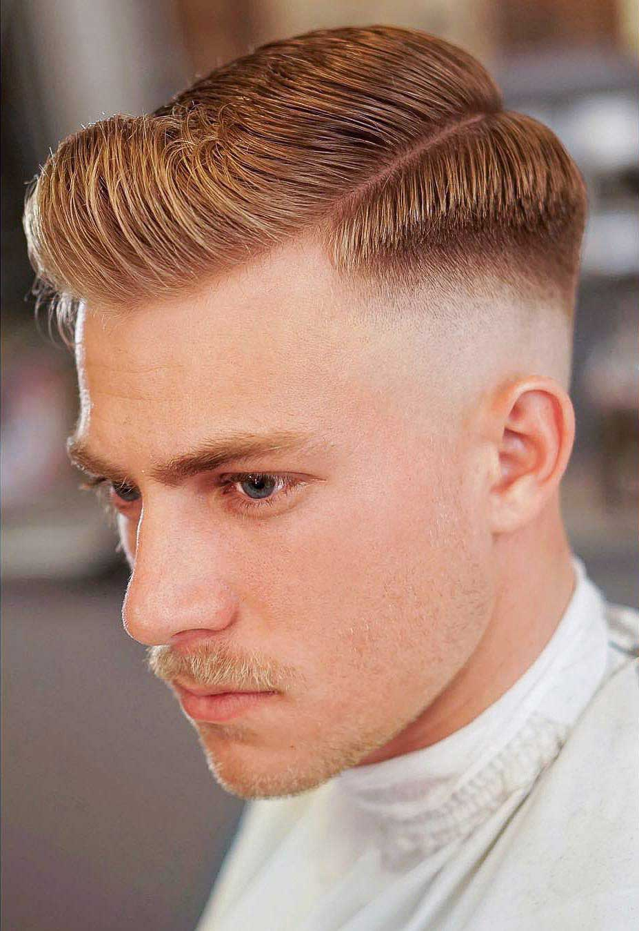 70 Skin Fade Haircut Ideas Trendsetter For 2018