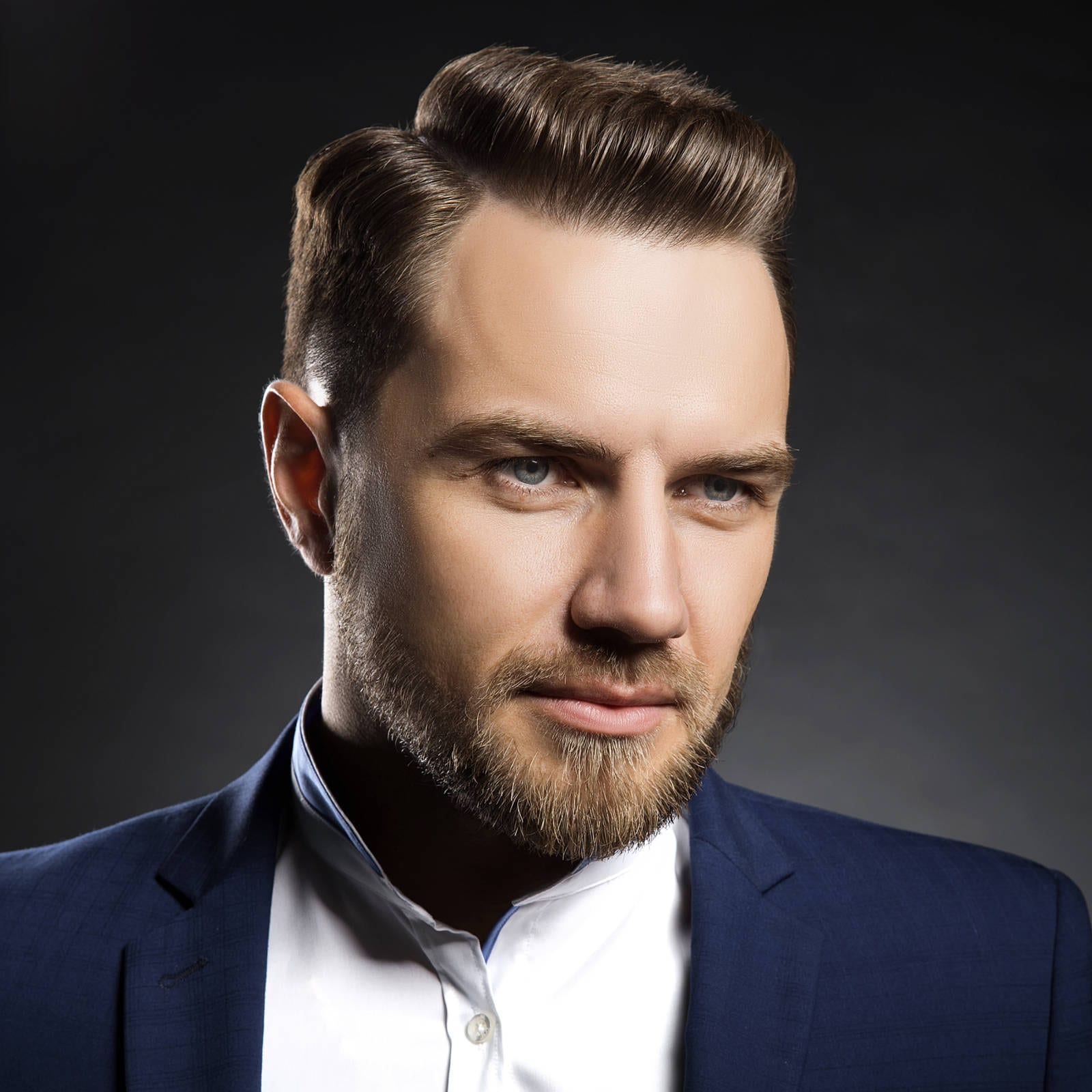 The Side Part Haircut : A Classic Style For Gentlemen