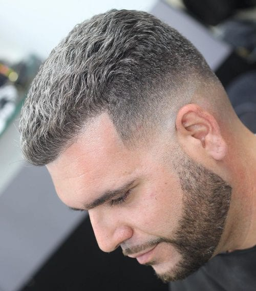 15 Crew Cut Examples A Great Choice For Modern Men