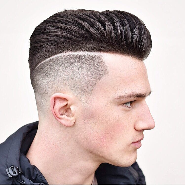 80+ Skin Fade Haircut Ideas (Trendsetter for 2018)