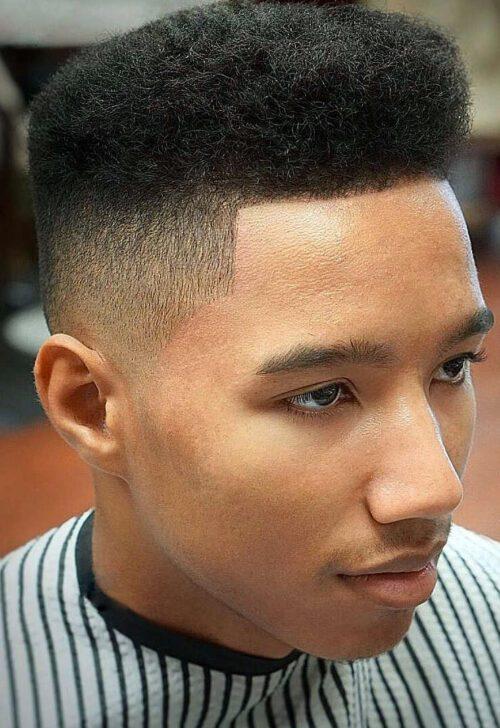 The Flat Top Haircut A Classic Fifties Do
