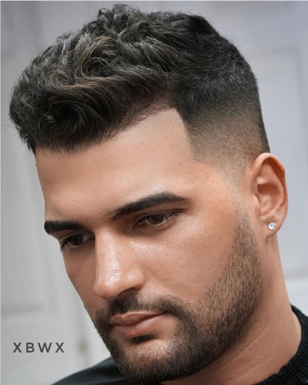 hairstyles for men with square faces